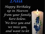 Happy Birthday to Dad In Heaven Quotes Happy Birthday In Heaven Dad In Loving Memory Of My