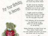 Happy Birthday to Loved Ones In Heaven Quotes Celebrating Birthday In Heaven Quotes Quotesgram