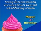Happy Birthday to My 3 Year Old Daughter Quotes Happy 3rd Birthday Wishes Cards Wishes