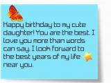 Happy Birthday to My 4 Year Old Daughter Quotes Happy Birthday Quotes for Daughter From Mom