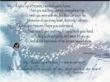 Happy Birthday to My Angel In Heaven Quotes Guardian Angel Quotes Heaven son Quotesgram