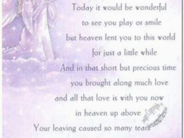 Happy Birthday To My Angel In Heaven Quotes Happy Birthday To My