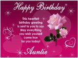 Happy Birthday to My Aunt Quotes Happy Birthday Aunt Meme Wishes and Quote for Auntie
