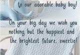 Happy Birthday to My Baby Boy Quotes Happy Birthday Wishes for Baby Boy Birthday Messages