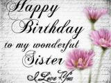 Happy Birthday to My Baby Sister Quotes Happy Birthday to My Wonderful Sister Pictures Photos