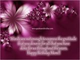 Happy Birthday to My Beautiful Mother Quotes Happy Birthday Mom Pictures Photos and Images for