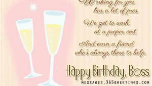 Happy Birthday to My Boss Quotes Birthday Wishes for Boss 365greetings Com