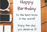 Happy Birthday to My Boss Quotes Professionally Yours Happy Birthday Wishes for My Boss