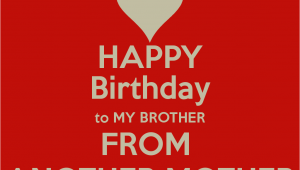 Happy Birthday to My Brother From Another Mother Quotes Sister From Another Mother Quotes Quotesgram