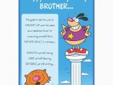 Happy Birthday to My Brother Funny Quotes Funny Birthday Quotes for Little Brother Quotesgram