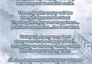 Happy Birthday to My Daughter In Heaven Quotes Missing My ...