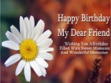 Happy Birthday to My Dear Friend Quotes Happy Birthday Brother Messages Quotes and Images