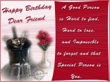 Happy Birthday to My Dear Friend Quotes Happy Birthday Dear Friend Quotes Quotesgram