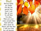 Happy Birthday to My Father In Heaven Quotes Happy Birthday Dad In Heaven Quotes for Facebook Image