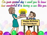 Happy Birthday to My First Born son Quotes Happy Birthday to My First Born son Wishesgreeting