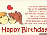 Happy Birthday to My Girlfriend Quotes Cute Birthday Quotes for Girlfriend Quotesgram