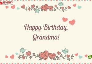 Happy Birthday to My Grandma Quotes Happy Birthday Grandma 30 Grandma Birthday Quotes Wishes