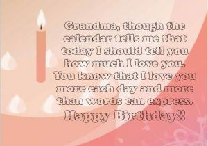 Happy Birthday to My Grandma Quotes Sweet 25 Happy Birthday Grandma Wishes and Quotes