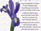 Happy Birthday to My Grandpa In Heaven Quotes Grandma In Heaven Quotes Quotesgram