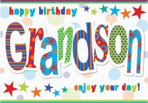 Happy Birthday To My Grandson Quotes 35 Happy Birthday Grandson