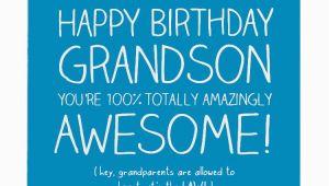 Happy Birthday to My Grandson Quotes Happy Birthday Grandson Quotes Quotesgram