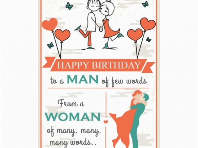 Happy Birthday to My Husband Greeting Cards Romantic Happy