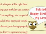 Happy Birthday to My Late Husband Quotes Happy Belated Birthday Quotes Wishes Messages Images