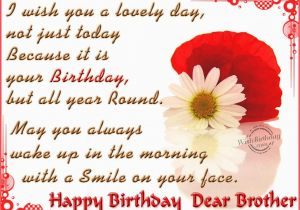 Happy Birthday To My Little Brother Funny Quotes Cute Little Brother
