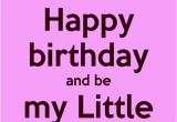 Happy Birthday to My Little Princess Quotes Birthday Little Prince Quotes Quotesgram