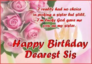 Happy Birthday to My Lovely Sister Quotes Birthday Quotes for Sister Happy Birthday Quotes