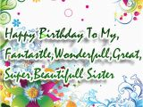 Happy Birthday to My Lovely Sister Quotes Sister Birthday Quotes Images Special Birthday Quotes