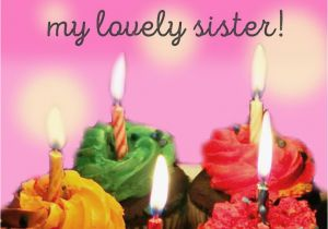 Happy Birthday to My Lovely Sister Quotes Sisters are forever Birthday Wishes for Your Sister