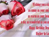 Happy Birthday to My Mother In Law Quotes Happy Birthday Quotes for Ex Mother In Law Image Quotes at