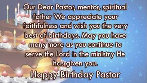 Happy Birthday to My Pastor Quotes Happy Birthday Pastor Wishes Quotes 2happybirthday