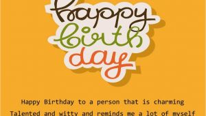 Happy Birthday to Myself Quote Birthday Quotes for Myself Quotesgram