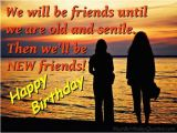 Happy Birthday to Old Friend Quotes Your Birthday Quotes On Pinterest Birthday Quotes Funny