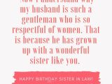Happy Birthday to Sister In Law Quotes Happy Birthday Sister In Law 30 Unique and Special