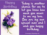 Happy Birthday to someone Special Quotes Birthday Wishes for someone Special 365greetings Com