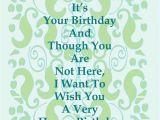 Happy Birthday to someone who Has Passed Away Quotes Happy Birthday Quotes for Mom that Has Passed Away Image