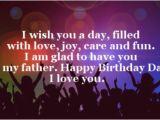Happy Birthday to the Best Dad Quotes 40 Happy Birthday Dad Quotes and Wishes Wishesgreeting