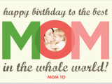 Happy Birthday to the Best Mom In the World Quotes Photo Birthday Greetings for the Best Mom Giftsmate