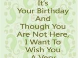 Happy Birthday to the Deceased Quotes Happy Birthday Quotes for Deceased Quotesgram