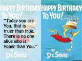 Happy Birthday to You Dr Seuss Quotes Dr Seuss Birthday Quotes Quotesgram