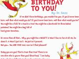 Happy Birthday to You Dr Seuss Quotes Dr Seuss Book Quotes Birthday Image Quotes at Relatably Com
