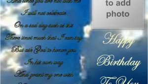 Happy Birthday to You In Heaven Quotes Happy Birthday In Heaven Quotes for Facebook Quotesgram