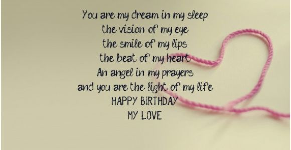 Happy Birthday to You My Love Quotes Happy Birthday My Love Images Quotes Wishes and Messages