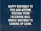 Happy Birthday to You Quote Happy Birthday Quotes for Facebook Quotesgram