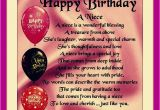 Happy Birthday to You Quotes and Sayings Happy Birthday Niece Quotes Quotesgram