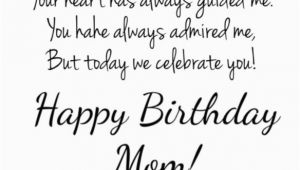 Happy Birthday to Your Mom Quotes Happy Birthday Mom 39 Quotes to Make Your Mom Cry with