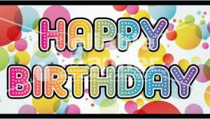 Happy Birthday Vahini Banner Beautiful Happy Birthday Signs with Banners
